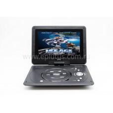Плеер DVD портативный с цифровом тюнером Eplutus EP-1027T