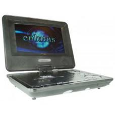Плеер DVD портативный с аналоговым тюнером Eplutus EP-7098