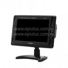 """Автомобильный портативный телевизор с DVB-T2 10"""" Eplutus EP-101T"""
